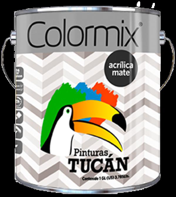 Colormix Acrílica Mate