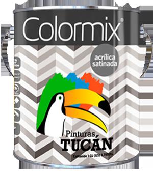 Colormix Acrílica Satinada